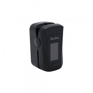 Пульсоксиметр на палец Manchang с LED дисплеем 4-в-1