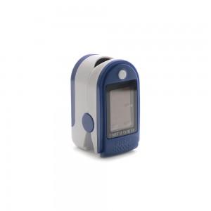 Пульсоксиметр на палец с LED дисплеем ZK-302